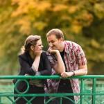 Krzysiek i Justyna – sesja narzeczeńska